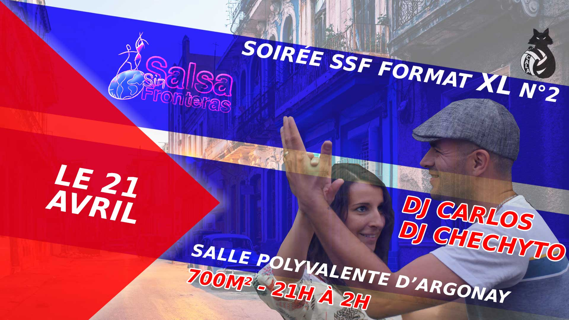 Flyer soiree CALA Volley le 21.04.18