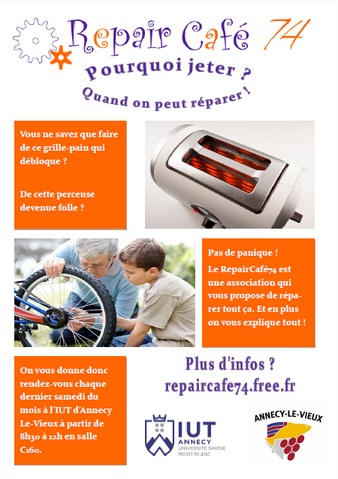 Affiche repaircafe74