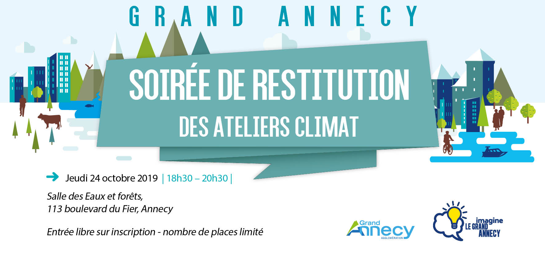 soiree restitution Ateliers Climat 24 oct 19